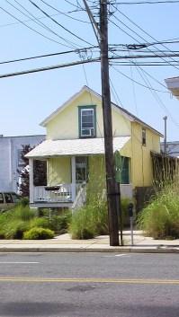 Vernacular beach house, Wildwood, N.J.