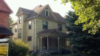 Historic Wick Park home before major exterior work