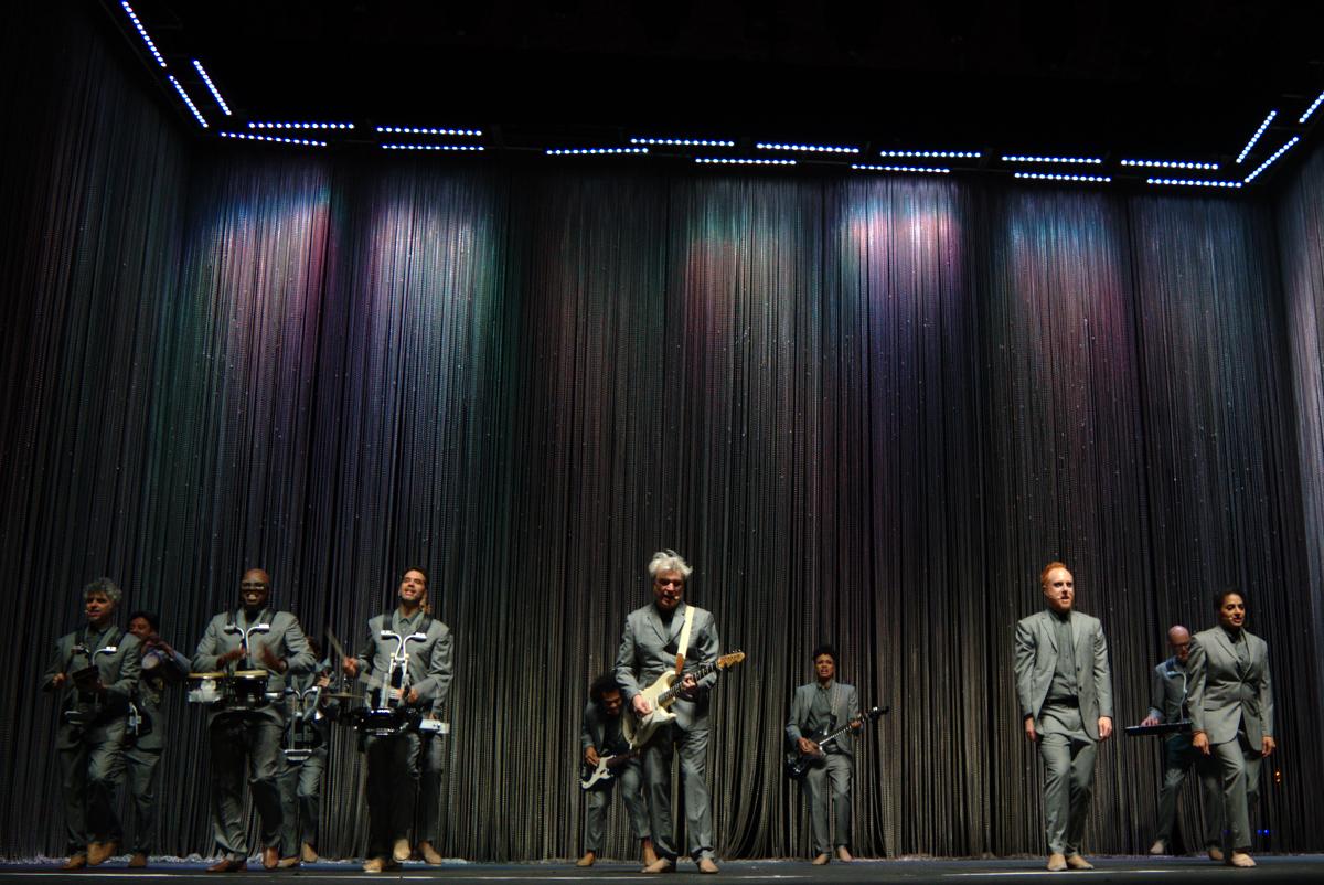 David Byrne - Teatro de Verano