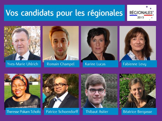 Présentation-candidats UDI élections régionales