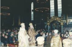 Intronizarea Patriarh Filaret - Kiev