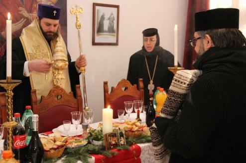 Arcivescovo Avondios Pasqua