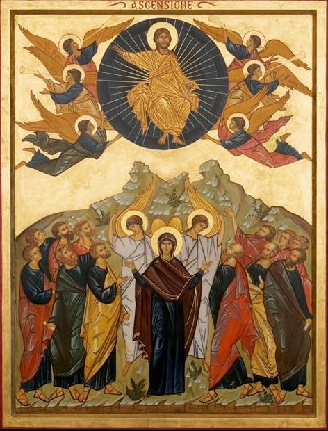 Festa dell'Ascensione di Gesù al Celo - METROPOLIA ORTODOSSA DI AQUILEIA