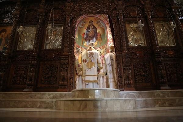 Spostamenti chiesa liturgia zona rossa