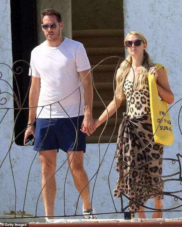 Paris Hilton disfruta de Los Cabos - MetropoliMx