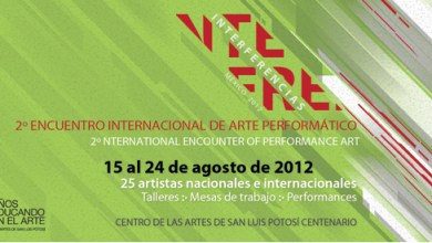 Photo of Interferencias 2012 , presentaciones 21 y 22 de Agosto