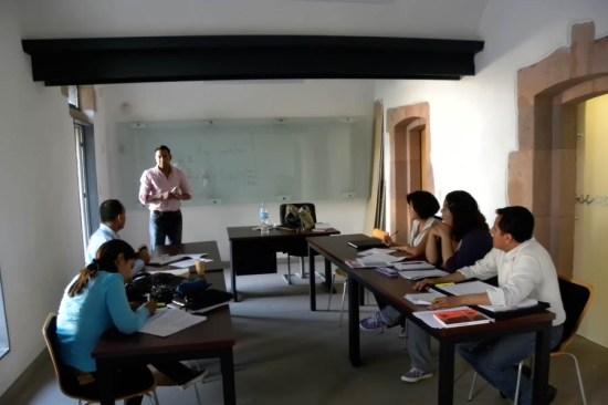 poesía española cursos