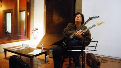 Photo of Exitoso concierto de guitarra , con música del sonido 13