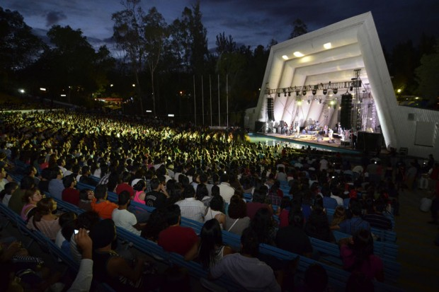Natalia Lafourcade Festival SAn Luis