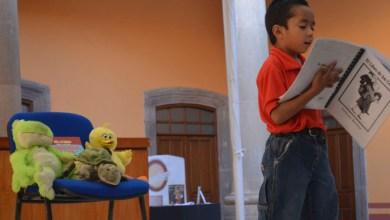 Photo of Alumbos del Centro de las Artes participaron en la Feria del Libro de la UASLP
