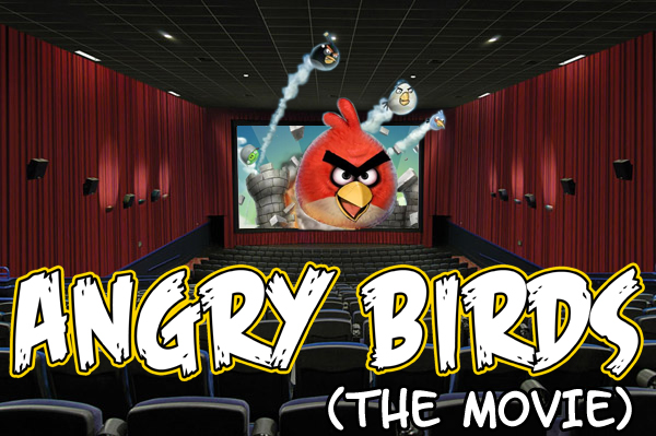 Angry Birds pelicula