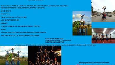 Photo of Invitación para formar parte en Grupo de Animación