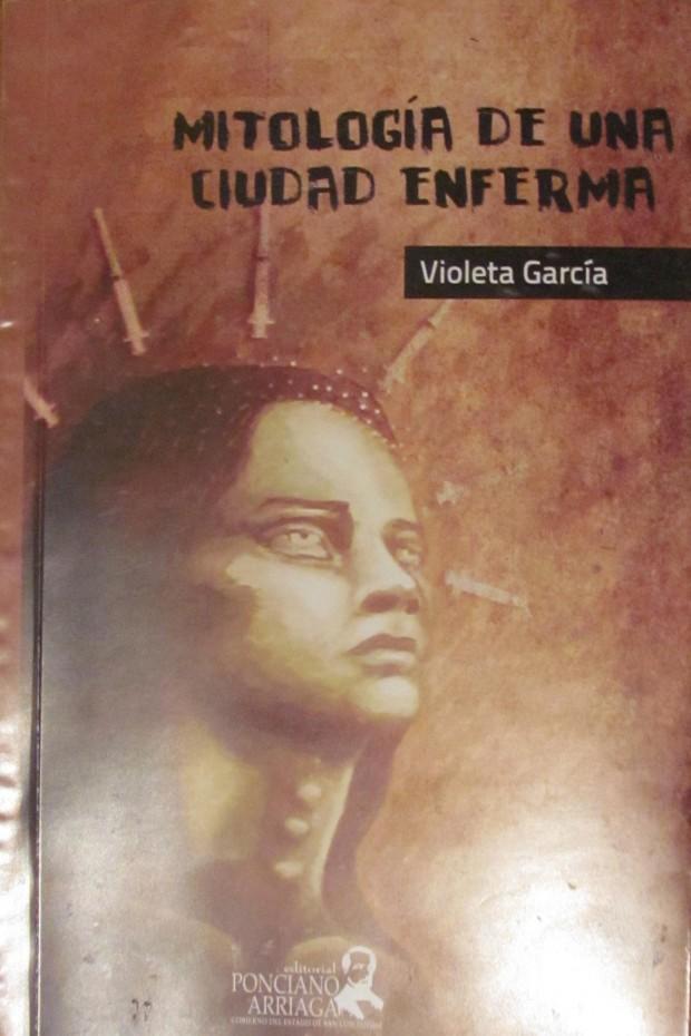 portada libro Mitología de una ciudad enferma