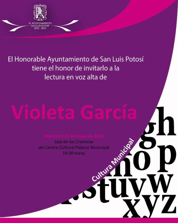 violeta garcia viernes letras