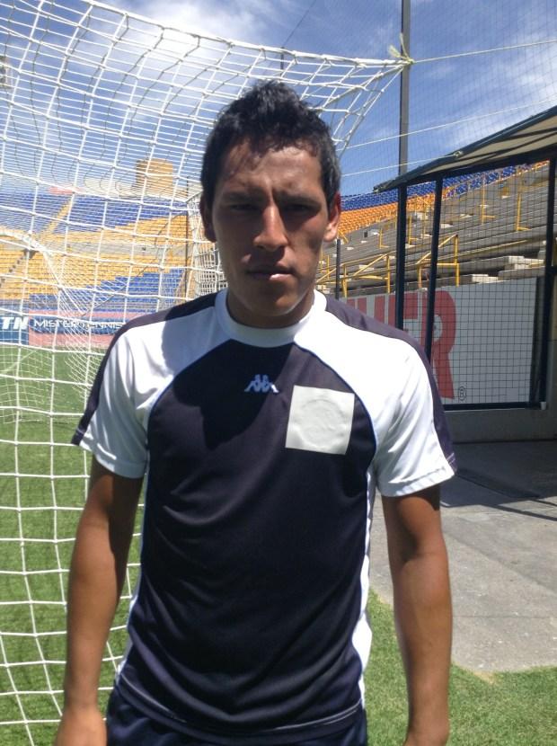 Jorge Sanchez Atlético San Luis