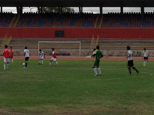 Atletico San Luis entrenamiento