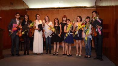 Photo of Egresa segunda generación de la Escuela Municipal de Formación Musical