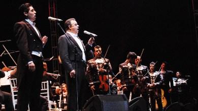 Photo of Magnífica presentación de la OSSLP y Fernando de la Mora
