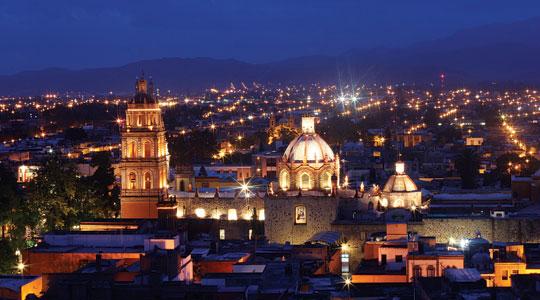 San Luis Potosí centro
