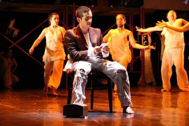 Danza en cruz (2)