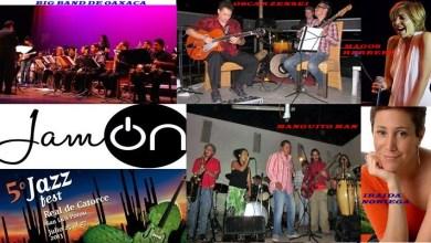 Photo of Este 26 de Julio, 5 agrupaciones musicales en el 5to JazzFest