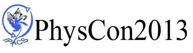 PhysCon 2013