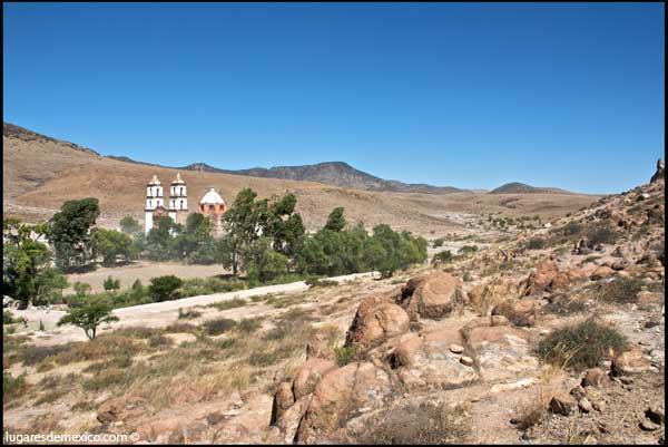 santuario del desierto