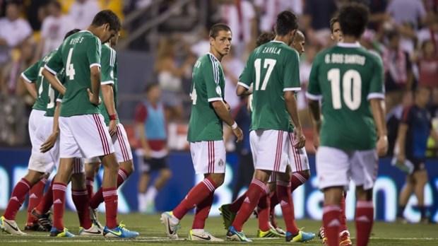 mexico pierde ante estados unidos