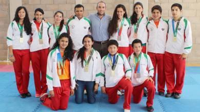 Photo of Potosinos obtienen 13 medallas en mundial de racquetbol