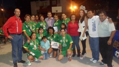 Photo of Culmina Torneo Femenil de Futbol Rápido de la Feria de Villa de Pozos