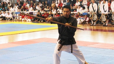 Photo of Se inauguro XVIII Copa Nogiwa 2013 de Karate Do