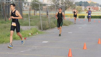 Photo of Márquez y Herrera se imponen en el primer Triatlón INPODE – RINO Q – UASLP 2013