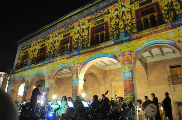 Sinfonica y evento de Luz - 5