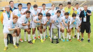Photo of Sonora Campeón Nacional Juvenil de la Copa Telmex 2013