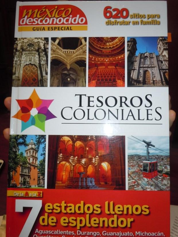 6.-SLP EN LA EDICION ESPECIAL DE MEXICO DESCONOCIDO