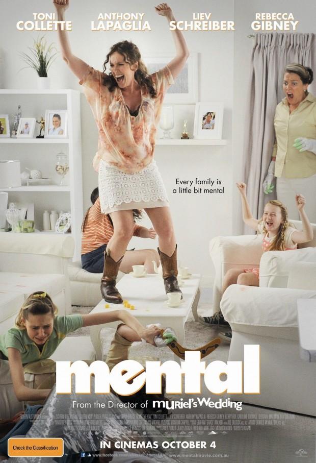 una loca familia mental