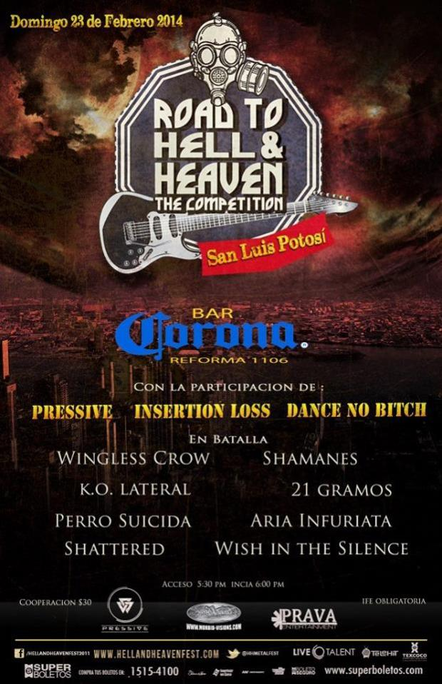 Road to Hell & Heaven