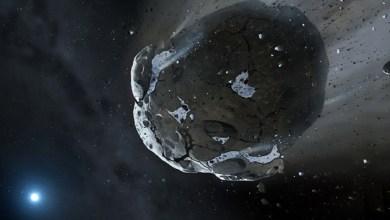 Photo of Gran asteroide rozará la tierra este 18 de Febrero