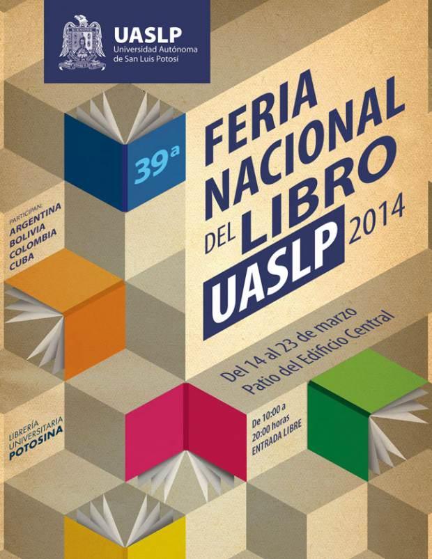 Feria Nacional del Libro UASLP