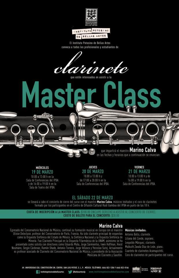 Master Class IPBA