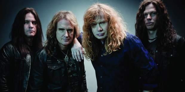 Megadeth en México