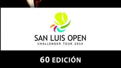 Photo of Todo listo para el Torneo San Luis Open Challenger Tour 2014