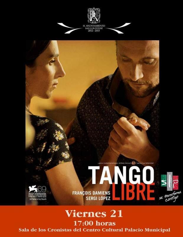 Tango Libre proyecciones