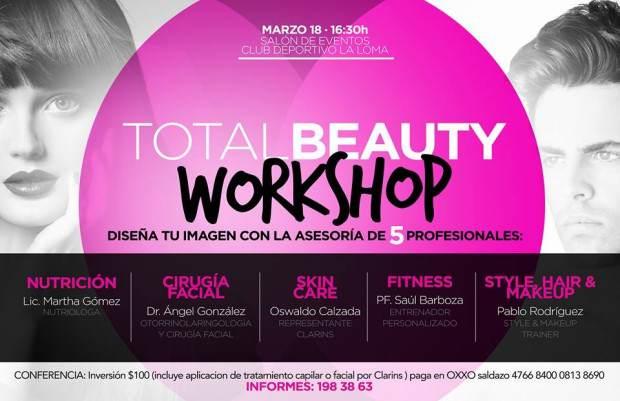 Total beuty workshop