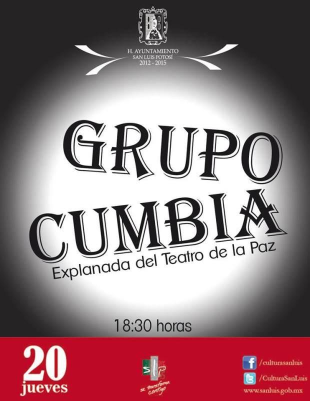 grupo cumbia municipio