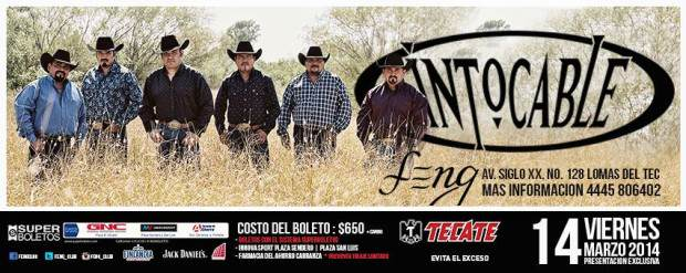 intocable feng