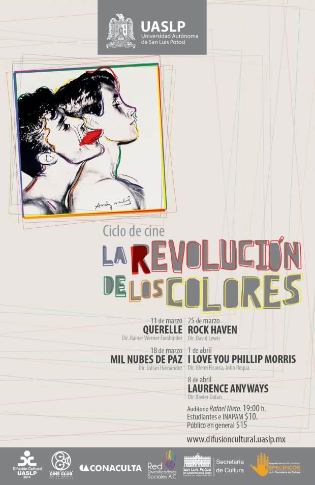 la revolución de los colores