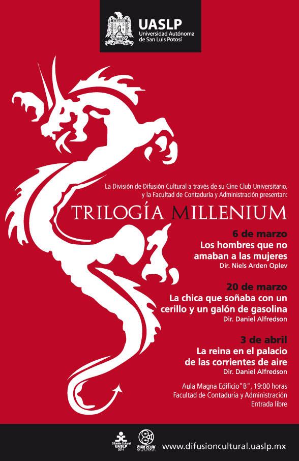 trilogía millenium