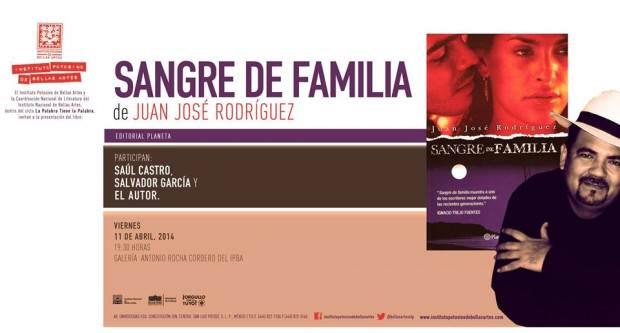 Sangre de Familia de juan José  Rodríguez