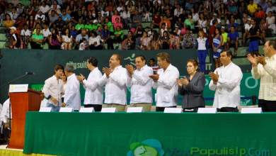 Photo of Se Inaugura el San Luis Open Challenger 2014